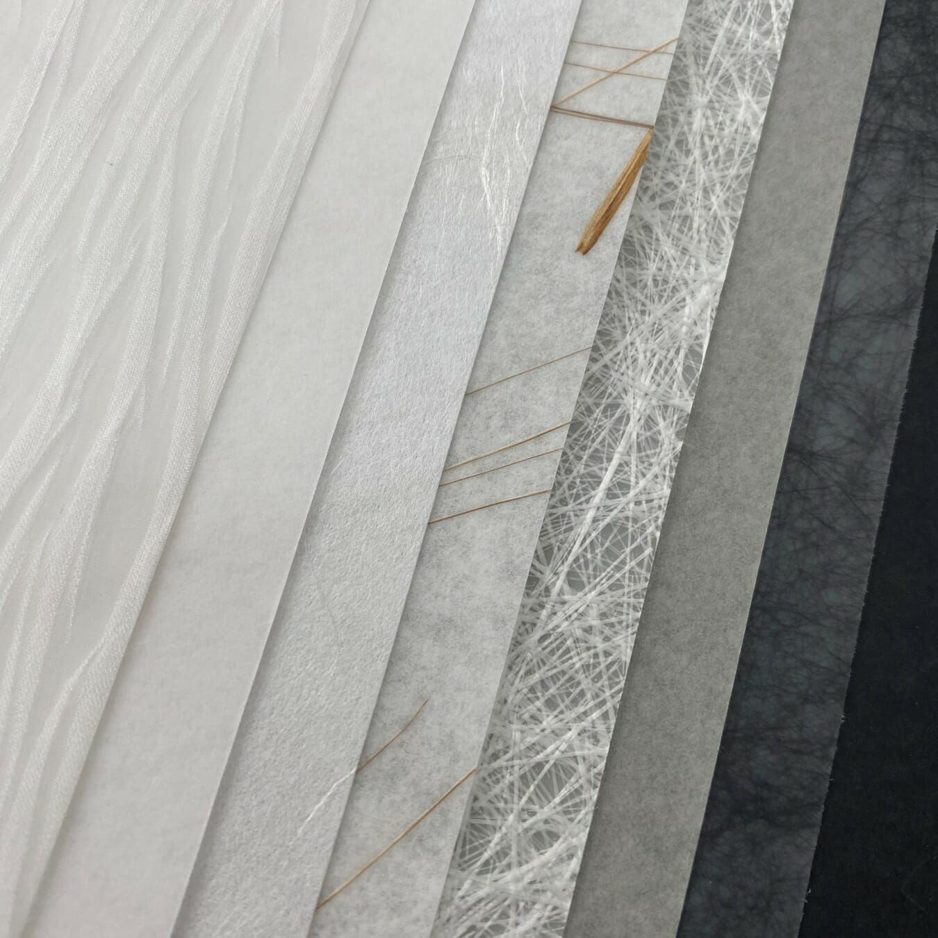 Paneelgordijnen washi stof
