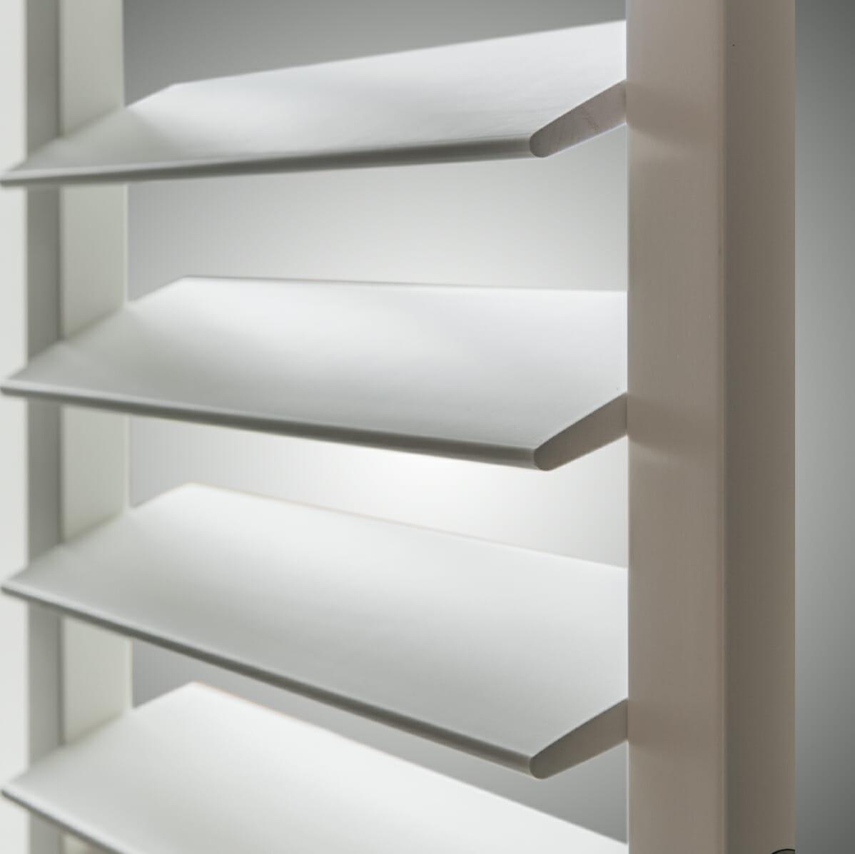 Zonnelux shutters assortimentenpagina