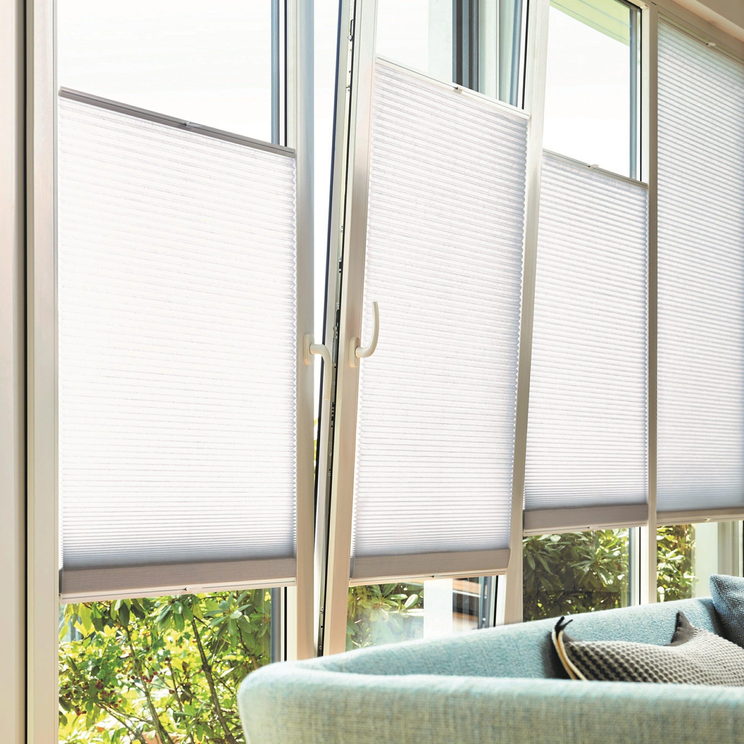 Geliefde Raamdecoratie voor kunststof kozijnen - Zonnelux ZP99