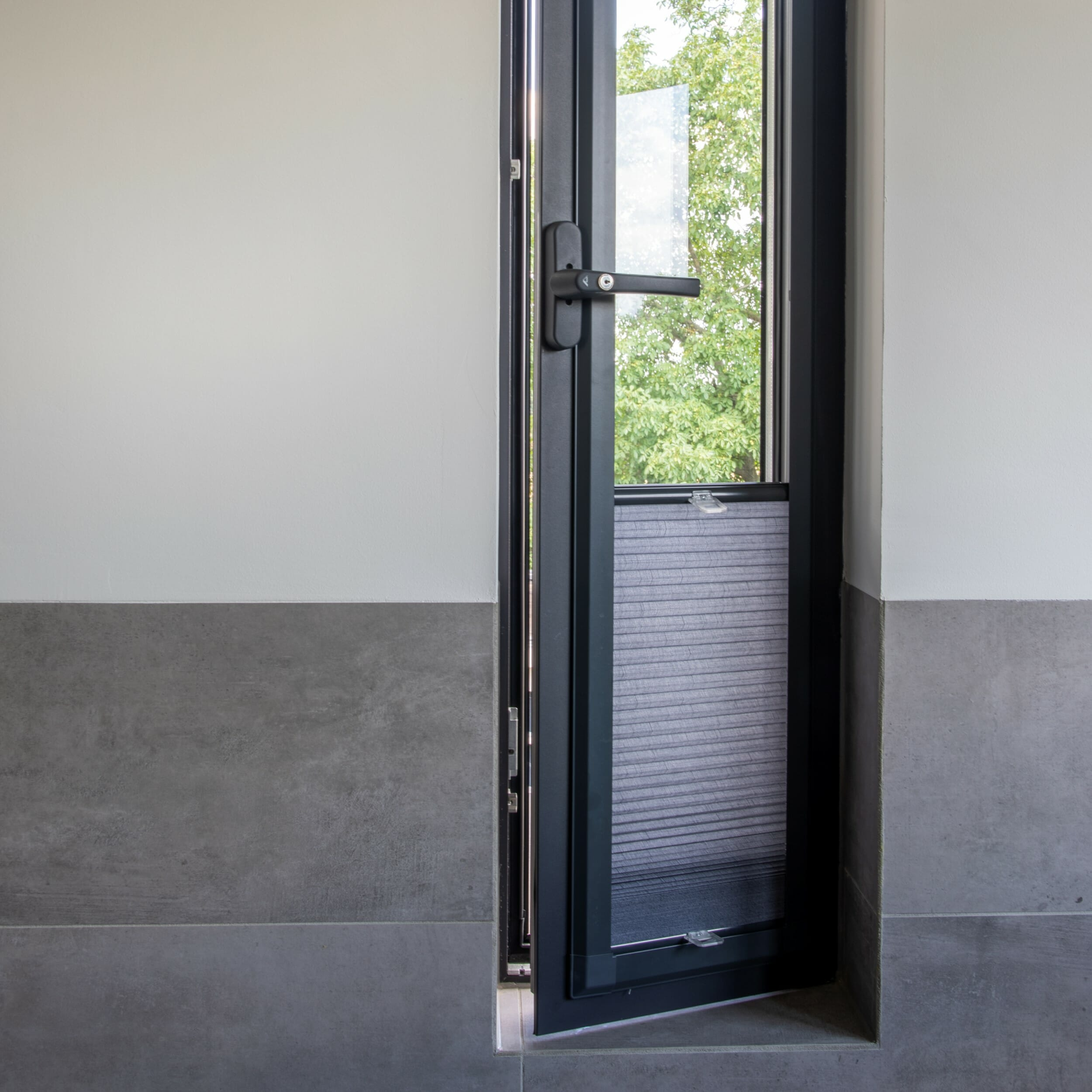 Verwonderend Raambekleding voor kleine en smalle ramen - Zonnelux YJ-22