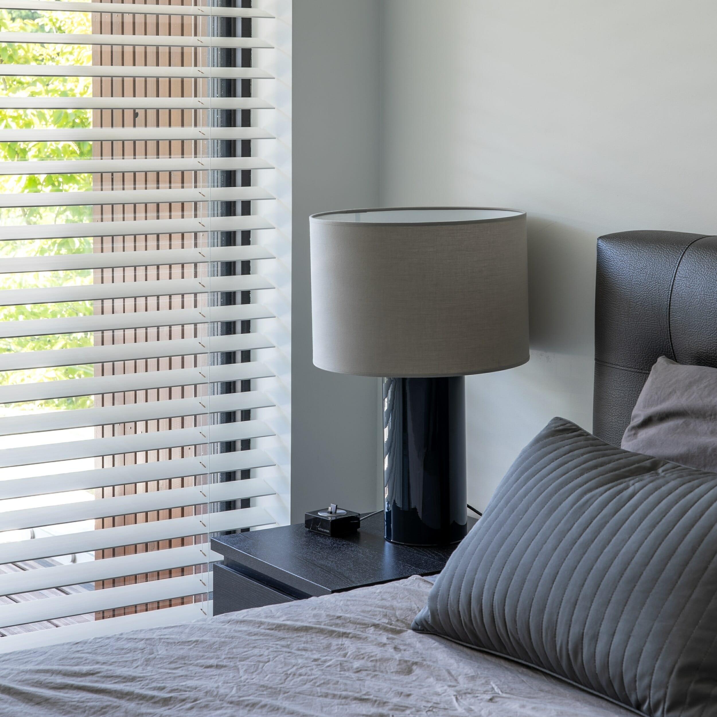 Verwonderend Raambekleding voor in de slaapkamer - Zonnelux CE-15