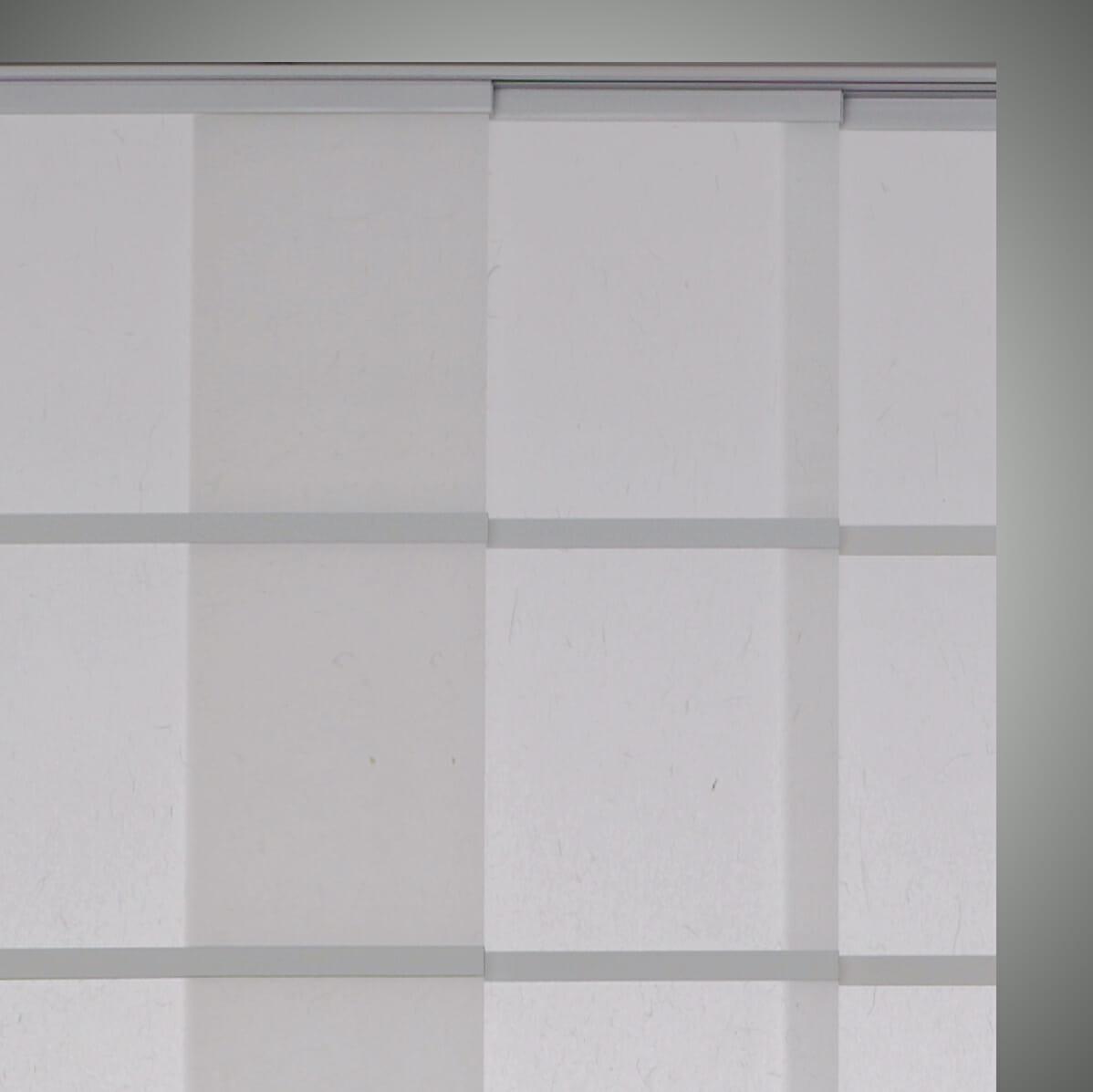 Paneelgordijnen assortimentenpagina