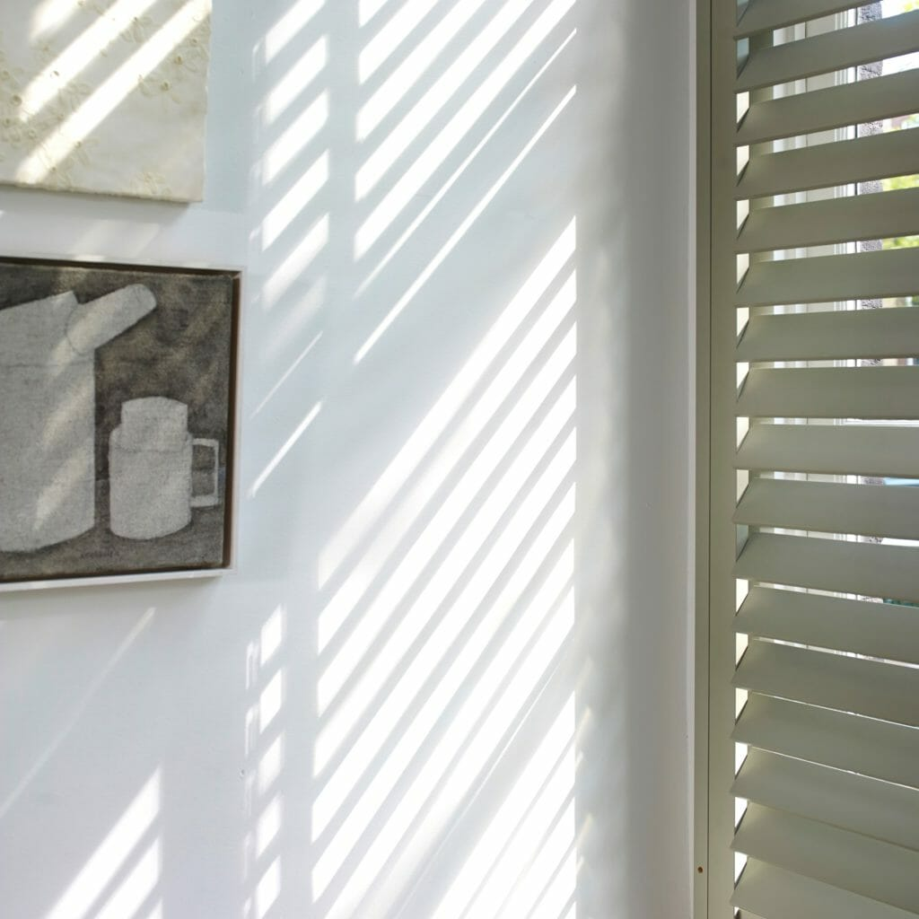 Piet Boon shutters by Zonnelux lichtinval