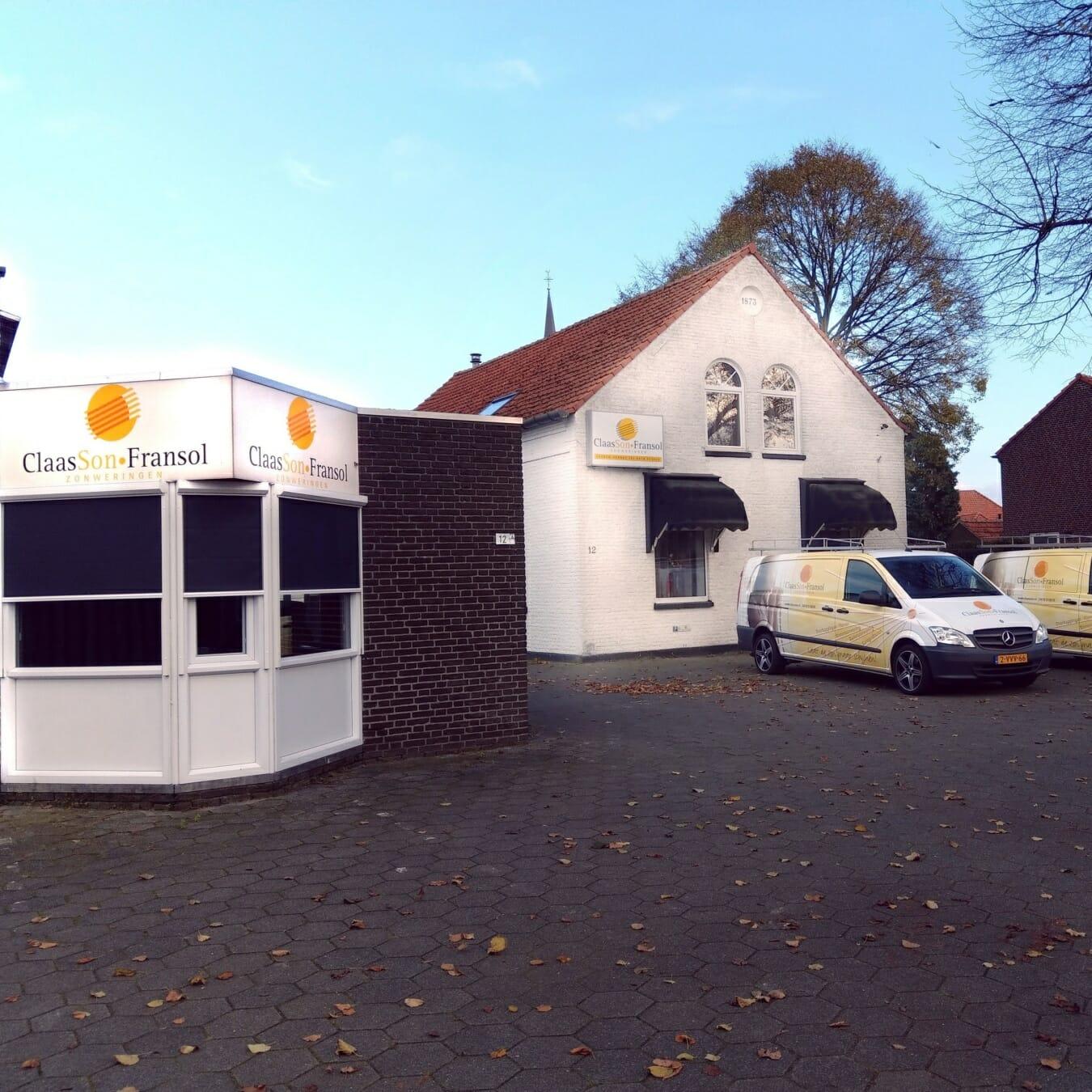 Claasson Fransol Zonweringen - winkelpand