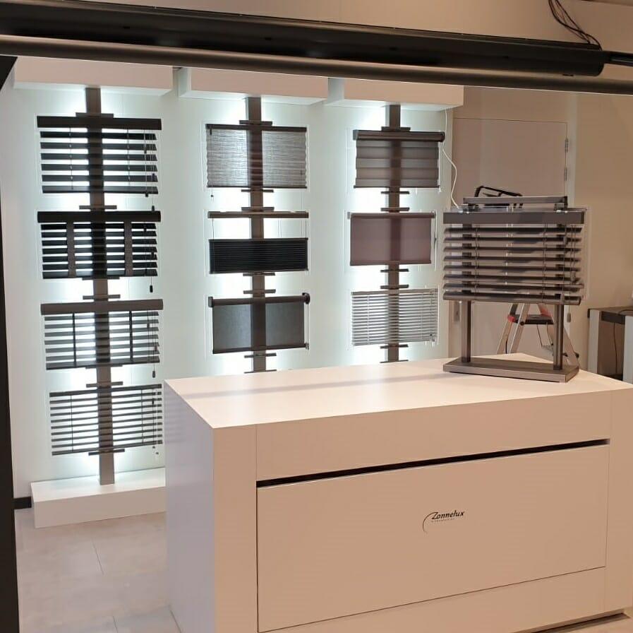 DHW Gorinchem - showroom