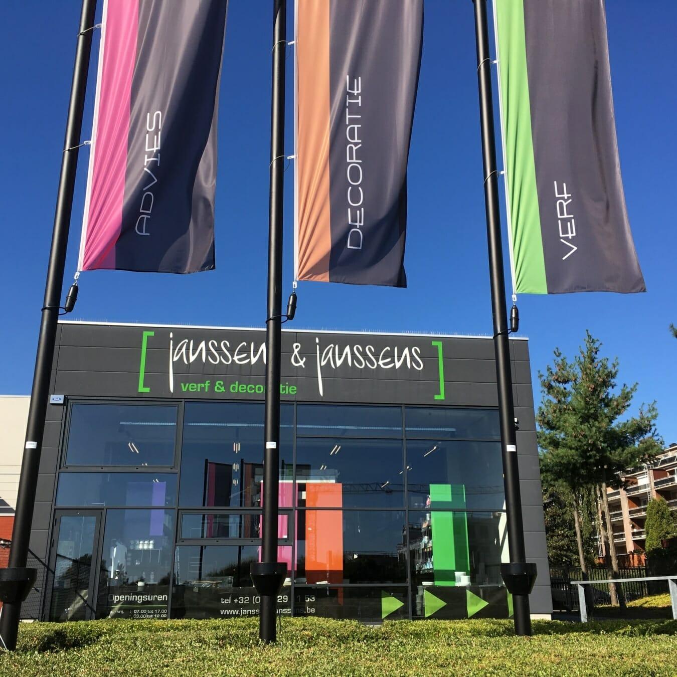 Janssens & Janssens - winkelpand