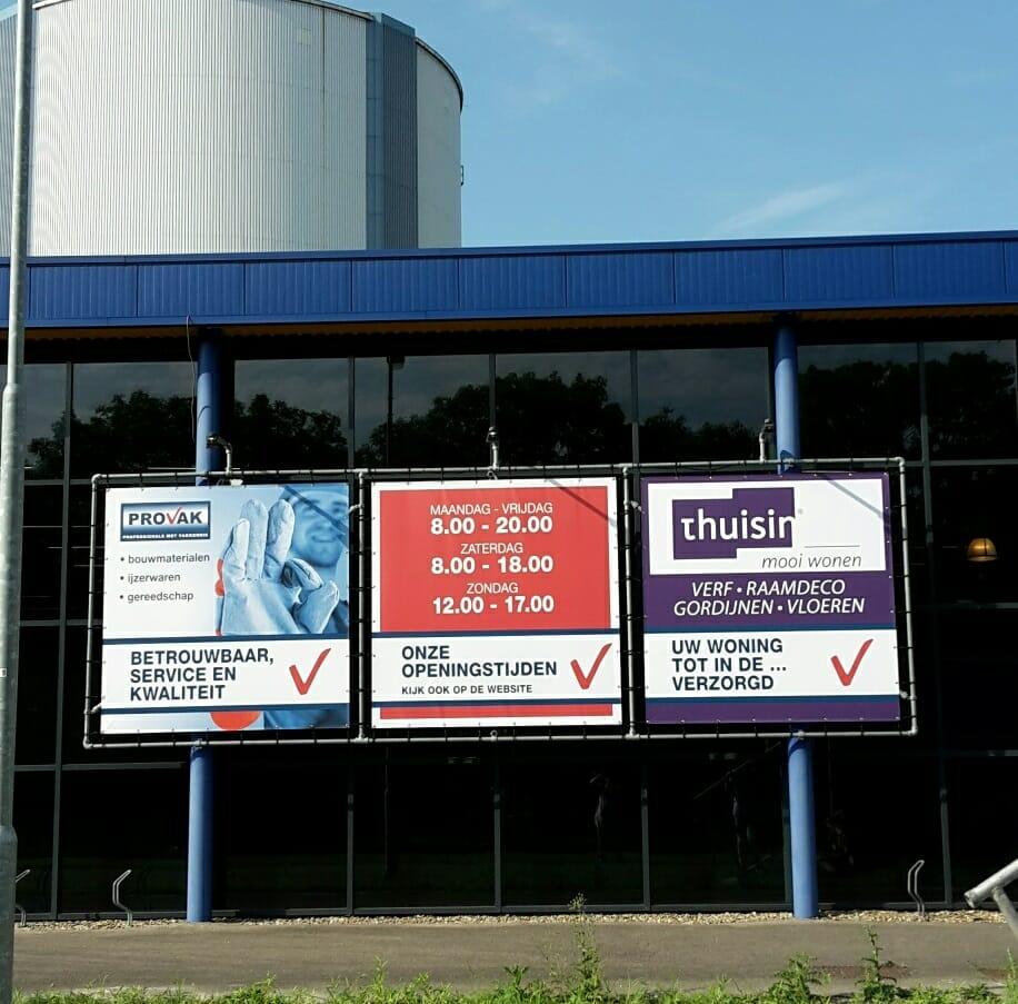 Thuisin Zevenbergen - winkelpand