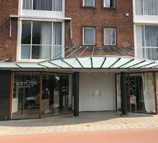 Van Eijk - winkelpand