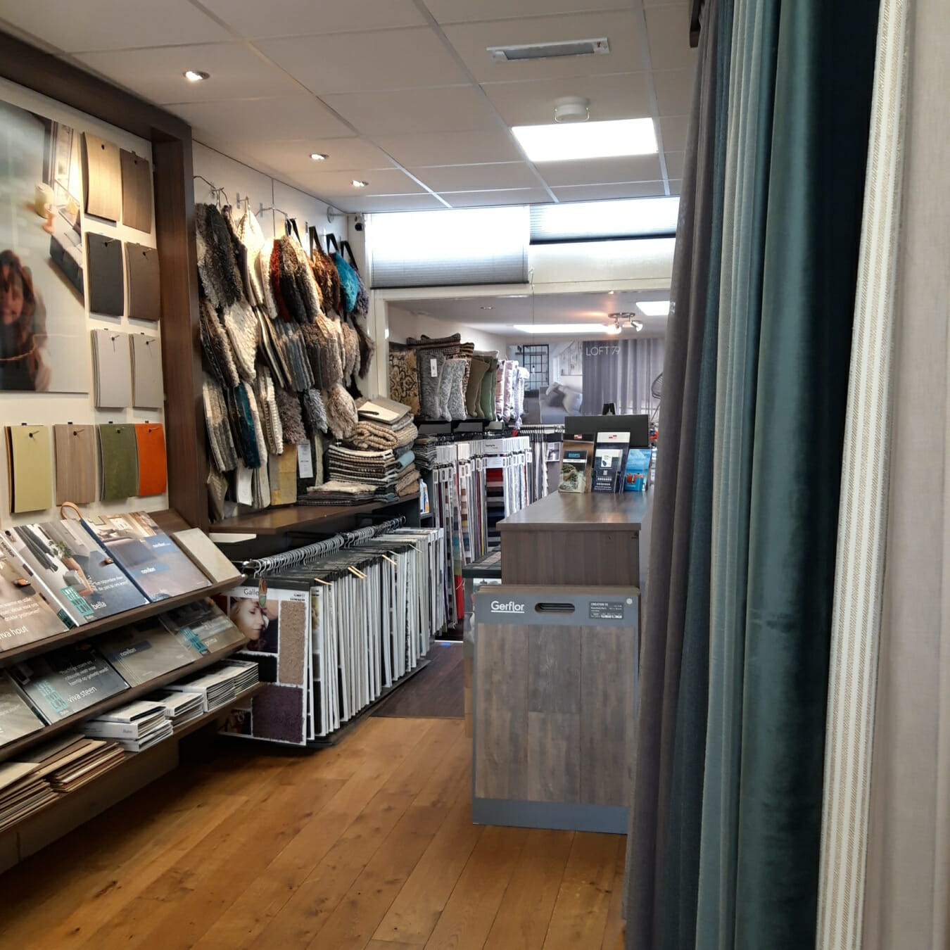 Visser woninginrichting - Showroom