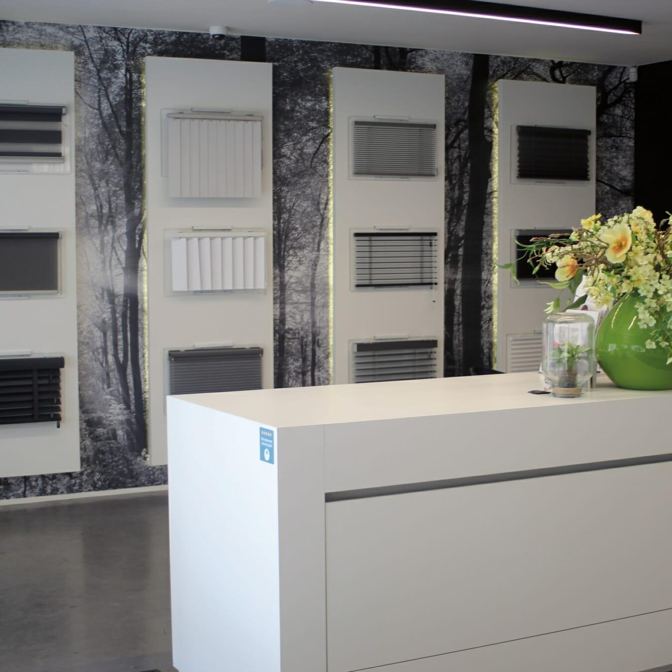 Zicht - showroom