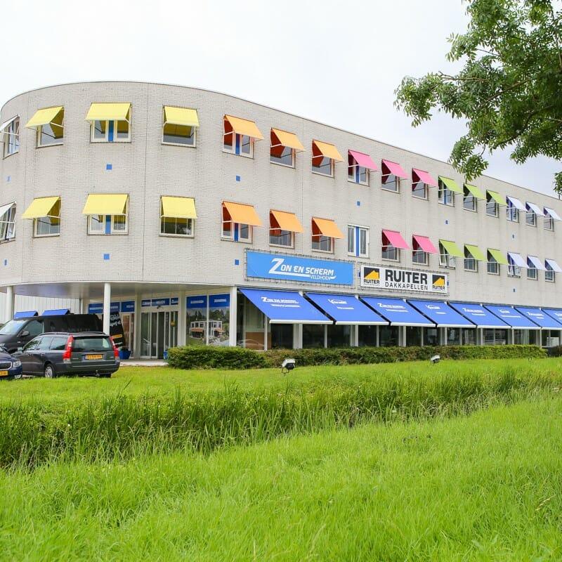 Zon en Scherm IJsselstein -winkelpand