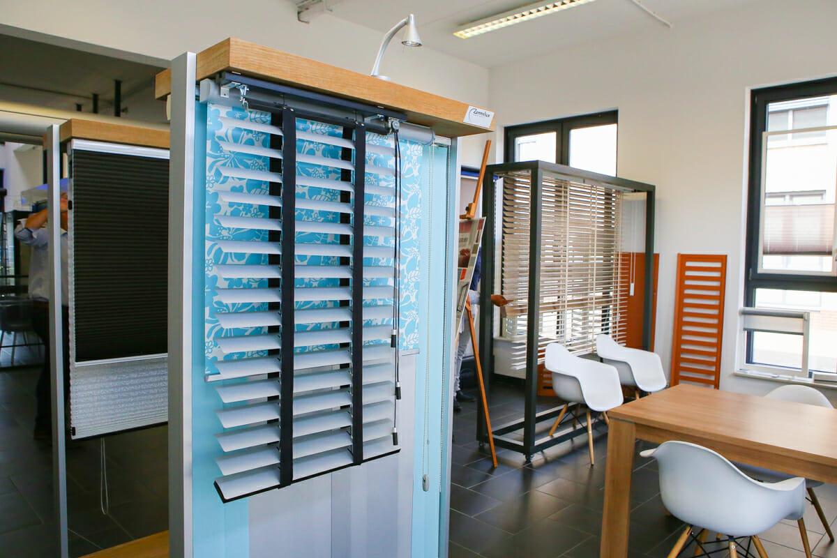 Zon en Scherm Zoetermeer - showroom
