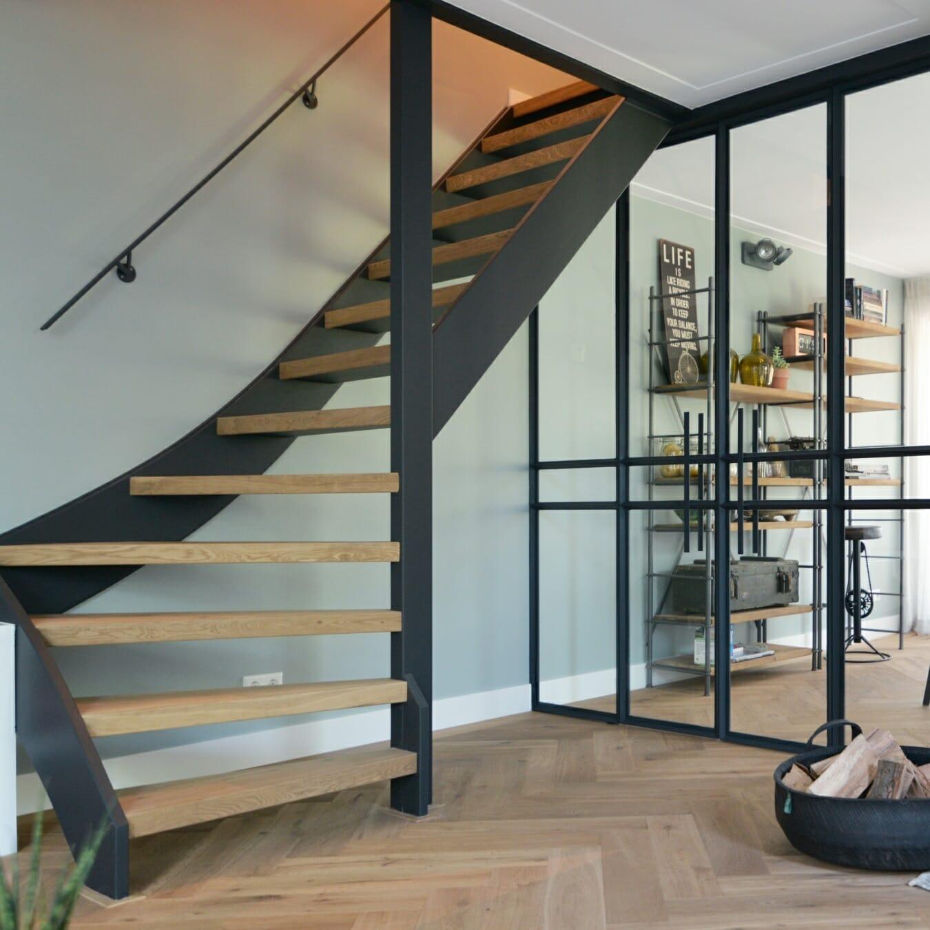 Binnenkijken trap