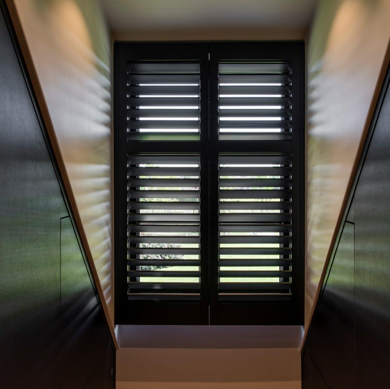 Draai-kiepraam Piet Boon shutters