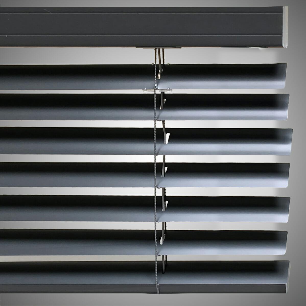 Elektrische aluminium jaloezieën